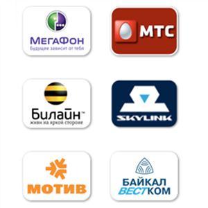 Операторы сотовой связи Вада